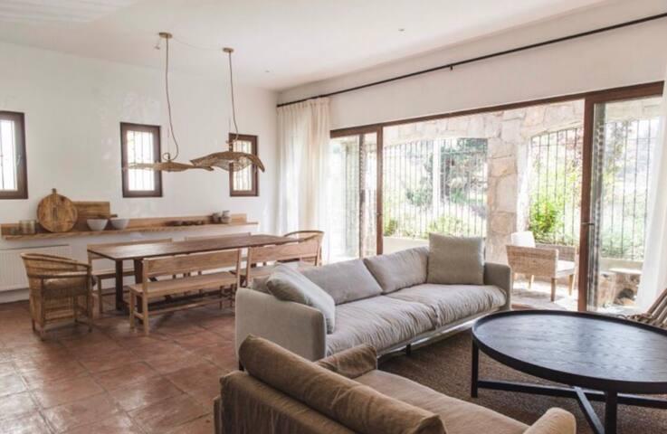 Precioso Depto en condominio Casa Pueblo, Cachagua