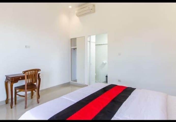 Bagong guest house deluxe room