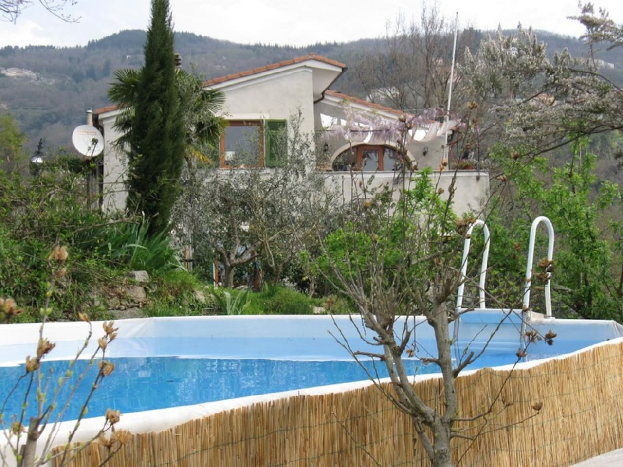 Cottage Wood 2+1 forest at the sea - Cabins for Rent in Calice Ligure