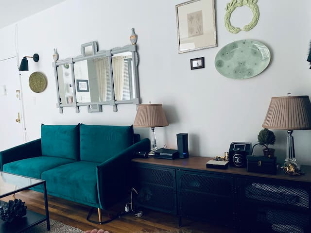 Cozy Studio stay in Forest Hills NY