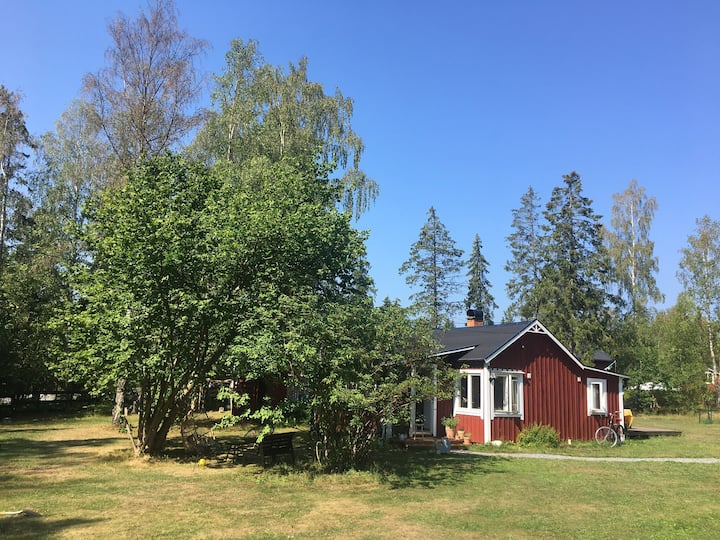 Charming country house in Stockholm archipelago