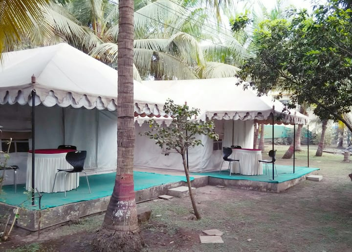 Shree Farm Tents, A Complete Holiday!