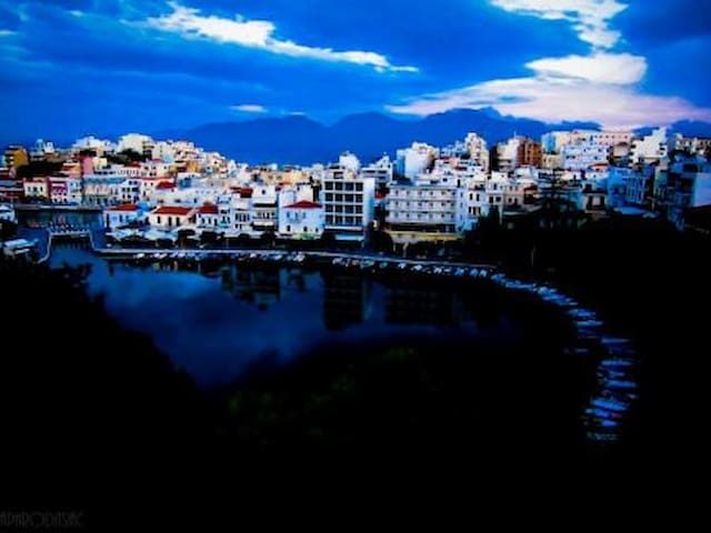 Private single use appartment. - Agios Nikolaos - Bed & Breakfast