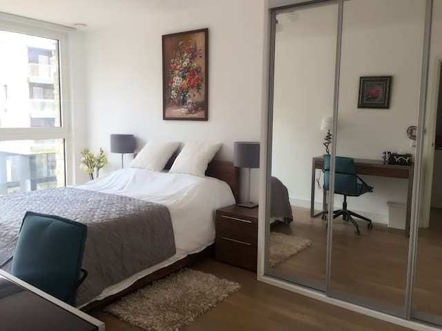 StunningEnsuite double bedroom close city