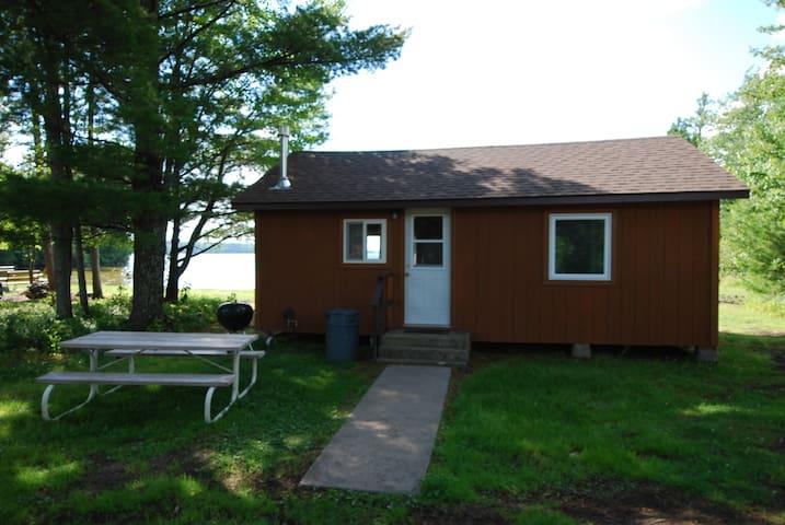 One Bedroom Lakeside Resort Cabin