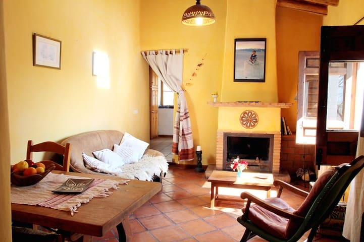 "Country house ""Cañuelo"" – Alpujarra - Bayacas - House"