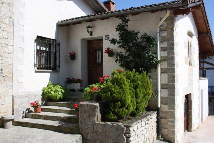 Casa Rural Platero I cerca Pamplona - Cildoz - Hus
