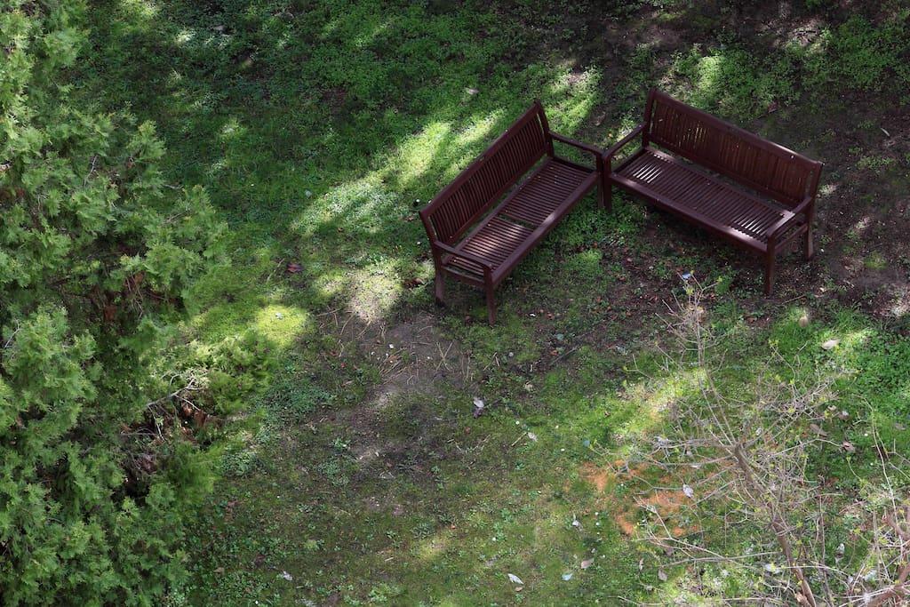 parco condominiale - common park