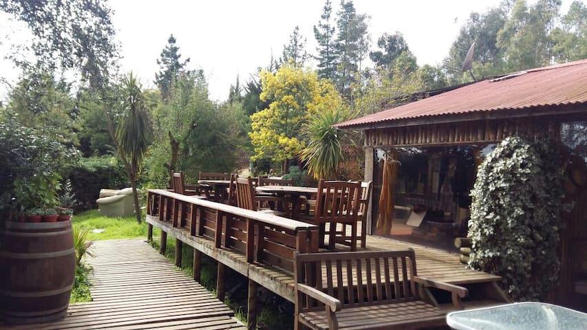 Sencilla Casa De Campo Confortable Cottages For Rent In