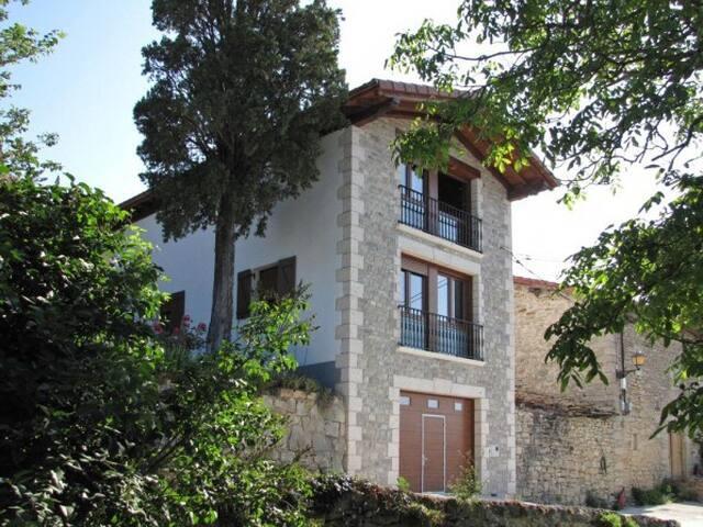 Casa Rural Platero II - Cildoz - Huis