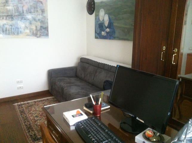 B&B immerso nel verde villa nunzia - Cupramontana - Apartamento