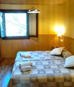 Habitación-1d, doble, camas indvs., baño privado - Lleida - Other