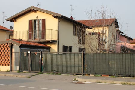 Detached House Milan/Pavia + Yard - Roncaro - วิลล่า