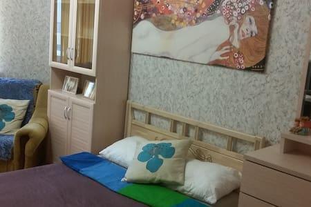 Уютная однокомнатная квартира на Пр. Гагарина - Lyubertsy