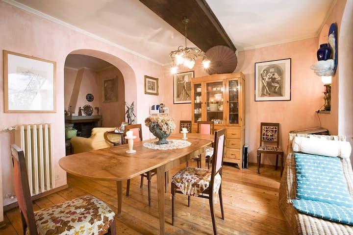 Annusca's House Mars'room
