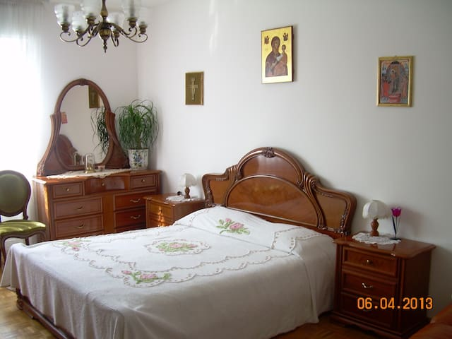 Venice - the city of arts and roman - Mestre - Apartment