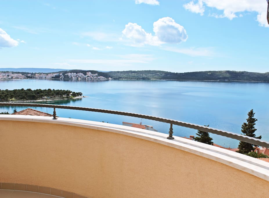 sea view balcony