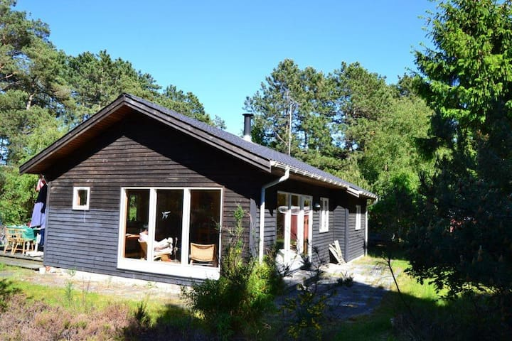 Lovely summer house at Sejrøbugten - Vig - Kabin
