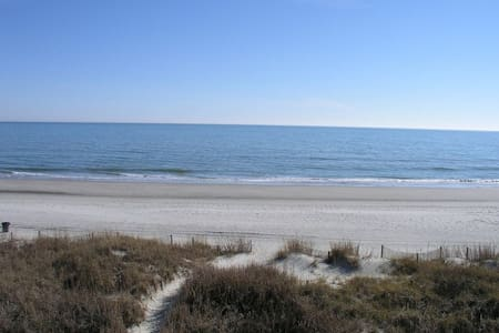 Oceanfront Condo in N.Myrtle (2BR) - Apartment