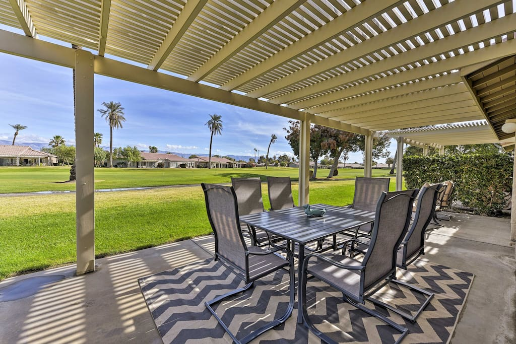 With beds for 4 and space for 8 total, this home is perfect for families.