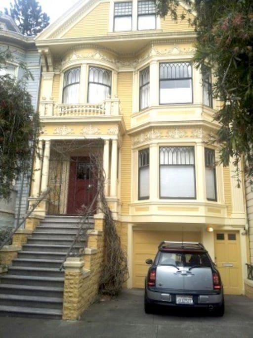 Victorian garden city living appartements louer san francisco califo - Appartement a louer san francisco ...
