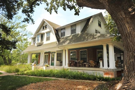 Parmele BnB-Wildflwr 15 Mn S- Omaha - Plattsmouth - Bed & Breakfast