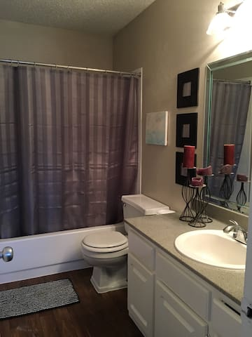 Private Bed/ Full Bath - Addison TX