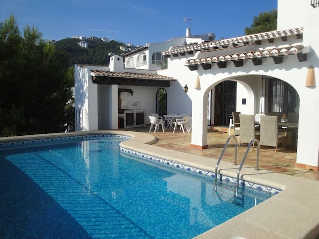 Spain, Nice Villa in Monte Pego - Pego