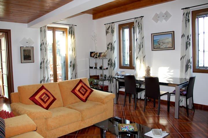 Apartment Cottage Riviera Liguria - ราปัลโล - บ้าน