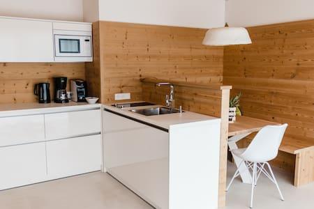 Moderne Natur-Ferienwohnung Josef bei Meran - Burgstall - Daire