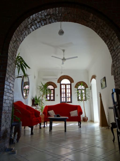 Cozy old style home with domes apartments for rent in al for Luxor baths
