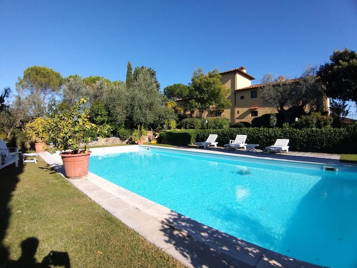 Le Cupole Exclusive Villa with pool  - Florence