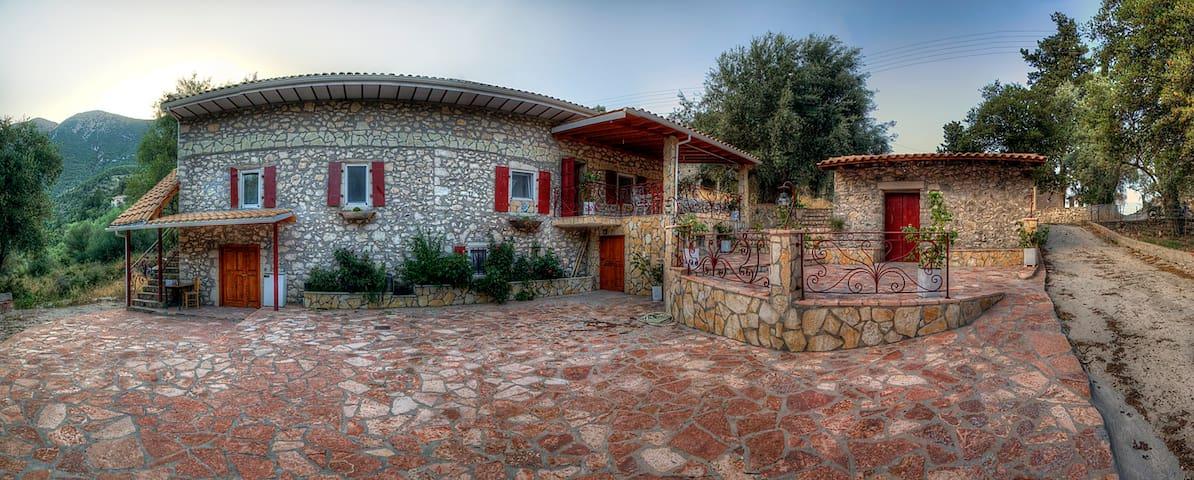 food path cottage - Lefkada - Villa