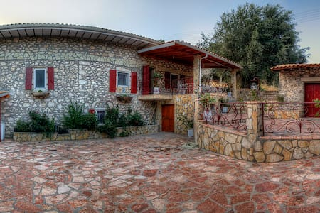 food path cottage - Lefkada - Villa