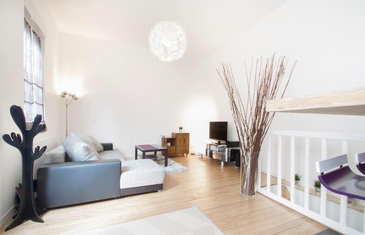 THE LITTLE HOUSE BORDELAISE - Bordeaux - Ev