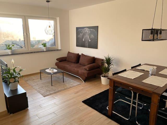 Schönes helles 2,5 Zimmer Apartment