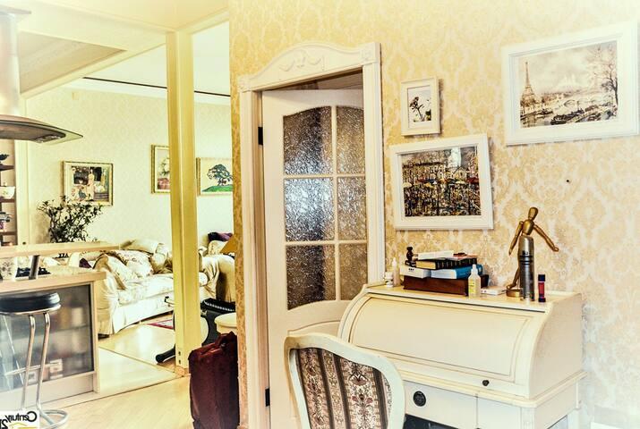 Magnifico piso de lujo en edificio historico - Madrid - Apartment