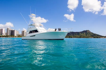 Ho'okipa Yacht -  Private Charters in Honolulu