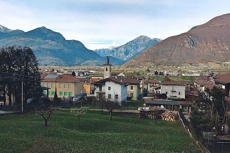 La casa in Valtellina