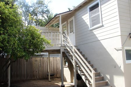 Historic 1 Bedroom SLO Guest House
