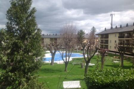 EL ESCORIAL,BEAUTIFUL MOUNTAIN VIEW - Flat