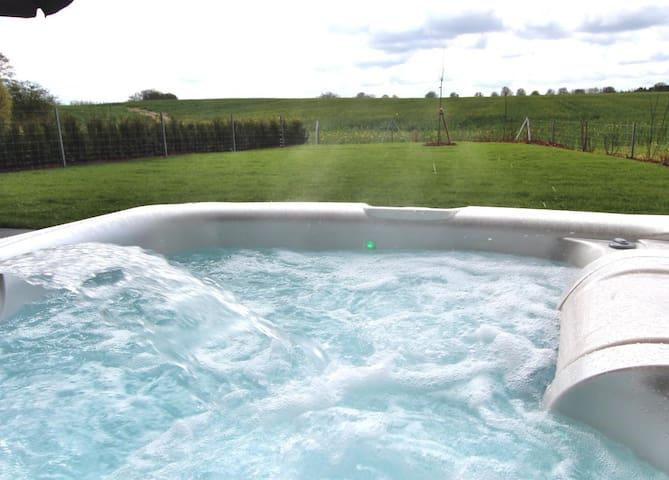 Luxus-Ferienwohnung ENJOY (WE 2) in der Villa Grande - Göhren-Lebbin - Byt