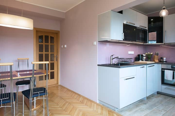 Cozy flat nearby center Prague! - 15 min. airport