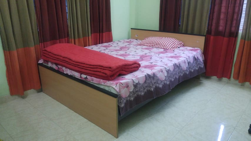 Nice own room in Gulshan - Dhaka - Bed & Breakfast