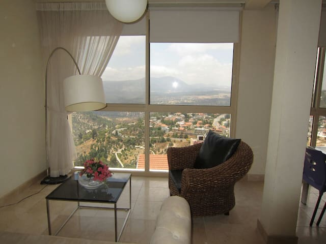 Luxury house in Safed - tzfat - Hus