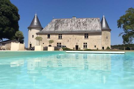 Gite de charme Chateaux Le bois du Chillou - Marçay
