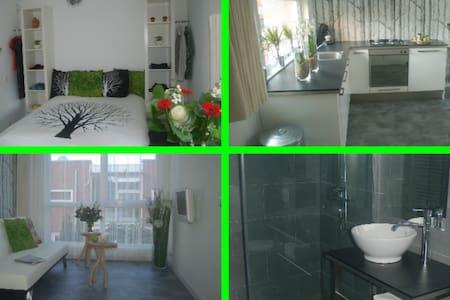 Studio Het Weerhuis:Rotterdam-Zuid - Barendrecht - Apartment