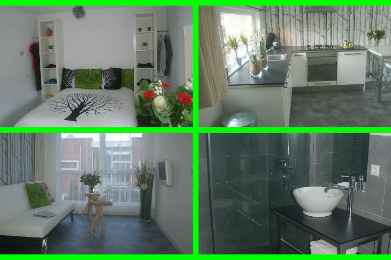 Accommodation Studio Bed & (Breakfast) Het Weerhuis: South of Rotterdam, the Netherlands