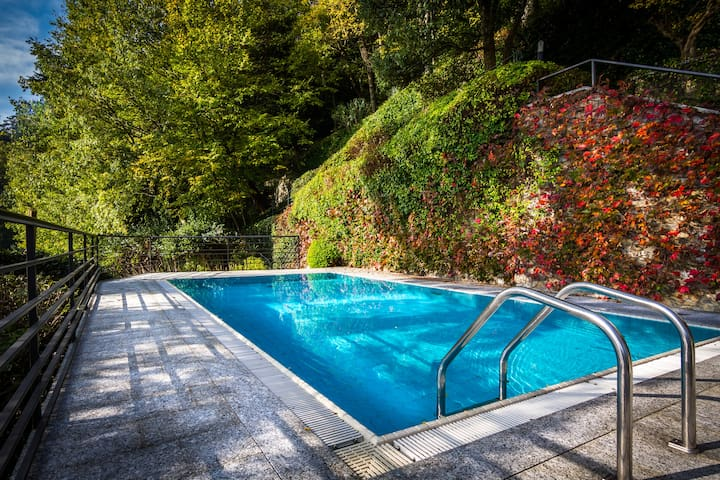 LA REINA DEL NORTE Villa with pool - Côme - Villa