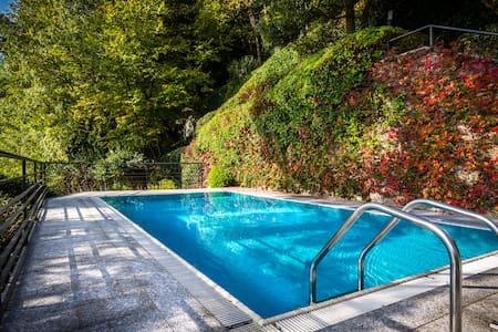 LA REINA DEL NORTE Villa with pool - Como - Villa